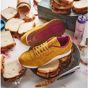 Reebok Classic Leather MSP - Gold