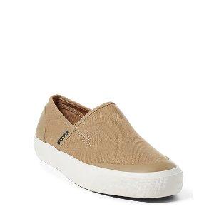 Itford Canvas Slip-On Sneaker
