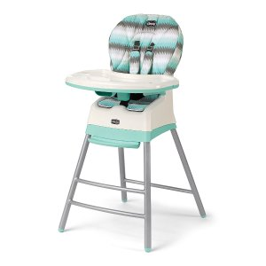 Chicco Mod Mint Stack High Chair | zulily