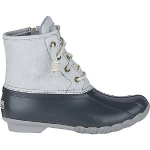 Women's Saltwater Canvas Duck Boot - Boots | Sperry