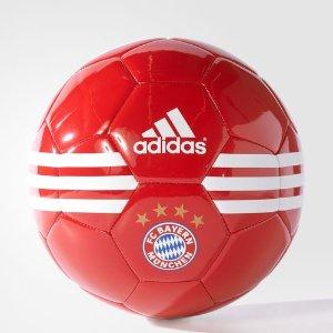 adidas FC Bayern Soccer Ball - Red | adidas US