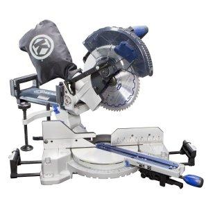 Kobalt SM2507LW 10-in 15安培 Sliding Compound Miter 锯