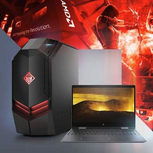 Extra $20 offSelected HP Laptops & Desktops powered by AMD Sale