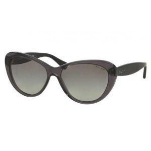 Ralph Lauren RA5189 Women's Sunglasses (Grey Gradient Lenses/Satin Grey Frame) | Focus Camera