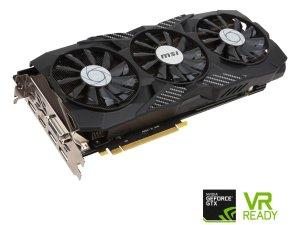MSI GeForce GTX 1080 DUKE 8G OC Graphic Card