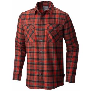 Men's Trekkin™ Flannel Long Sleeve Shirt | MountainHardwear.com