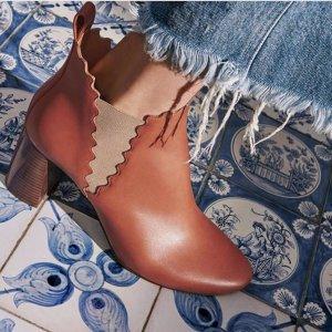 $499Chloe Lauren Ankle Boots