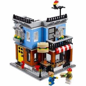 LEGO LEGO Creator Corner Deli 31050 - Walmart.com