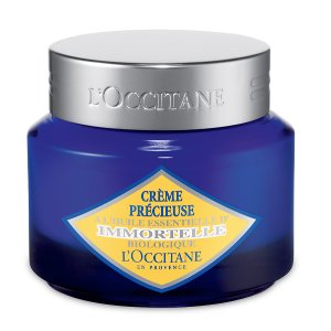 Anti-Wrinkle Neck & Face cream │ Immortelle Precious Cream L'Occitane
