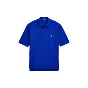 Classic Fit Cotton Mesh Polo - Classic Fit  Polo Shirts - RalphLauren.com
