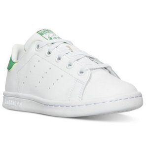 adidas Little Boys' Stan Smith Casual Sneakers