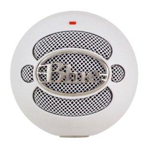 免税包邮 $37.99Blue Microphones  雪球专业版USB麦克风 白色