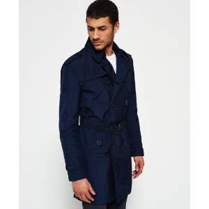 IE Rain Trench Coat