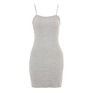 Mini Bodycon Jersey Dress - Dresses - Clothing
