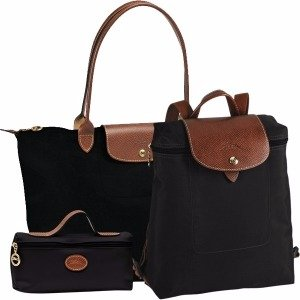 Longchamp Le Pliage Ultimate Gift Set