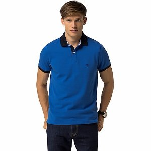 SLIM FIT CONTRAST POLO | Tommy Hilfiger