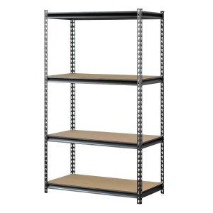$33.88Muscle Rack Steel Storage Rack, 4 Shelves