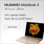 Huawei MateBook X/D/E Hot Sale