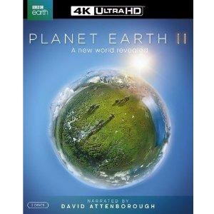 $27.99Planet Earth II Blue Ray 4K