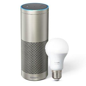 $119.99Amazon Echo Plus 智能语音管家集成HUB功能