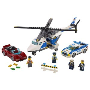 LEGO City Police High-speed Chase (60138) - LEGO - Toys