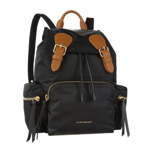 Burberry Medium Buckled Rucksack