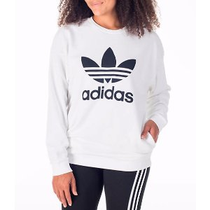 Women's adidas Trefoil Crew Sweatshirt
