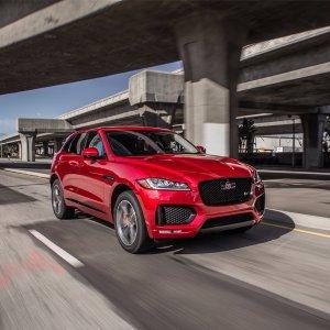 力量与纯粹Jaguar F-Pace中型SUV