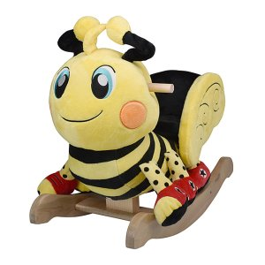 Rockabye Buzzy the Bee Rocker | zulily