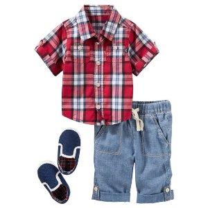 Baby Boy OKS17APRBABY27 | OshKosh.com
