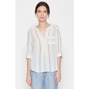 Women's Almae Top made of Cotton | Women's Sale by Joie