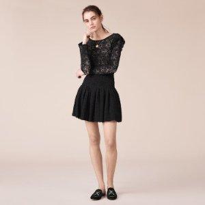 Up To 60% OffBlack Clothing Sale @ Maje