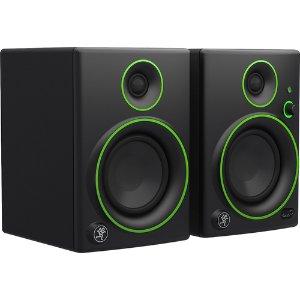 $99.99包邮(原价$149.99)Mackie CR4 4吋50W桌面音箱