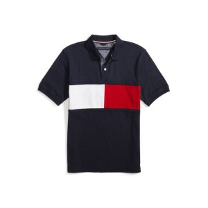RUNWAY OF DREAMS FLAG POLO   Tommy Hilfiger