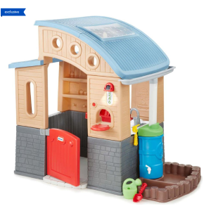 Little Tikes Go Green Eco-friendly Playhouse