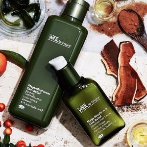 Free 3 Deluxe SamplesWith $45 Origins purchases @ macys.com