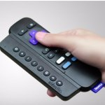 Sideclick Universal Remote Attachment for Roku Streaming Players