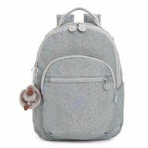 Seoul Small Metallic Backpack