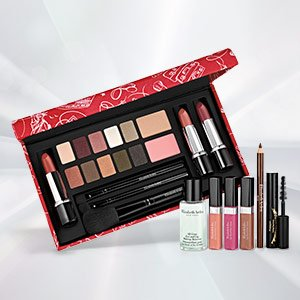 24 Piece Beauty UpgradeJust $39.50 with any $35 purchase (worth over $247) @ Elizabeth Arden