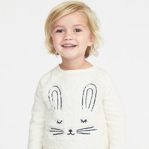 Last Day: Extra 40% Off + Free Shipping on $25Kid's Clothing @ Old Navy