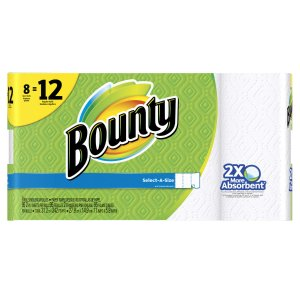 Shop Bounty 8-Count Paper Towels at Lowes.com