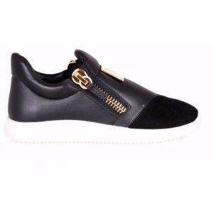 Giuseppe Zanotti - Giuseppe Zanotti Sneakers - RW6046/001 BLACK, Women's Shoes | Italist