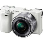 Sony Alpha a6000 Mirrorless Camera w/ 16-50mm Lens + Extra $27 Rewards