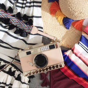 Dealmoon Exclusive! 20% offSpice Things Up Camera Bag @ Kate Spade