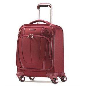 BuyDig.com - Samsonite Silhouette Sphere 2.0 Softside Spinner Boarding Bag, Ruby Red - 63090-1761