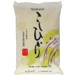 Shirakiku Rice, Koshihikari, 15 Pound