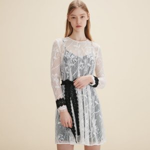 Up to 50% Off + Extra 20% Offthe Lace Items @ Maje