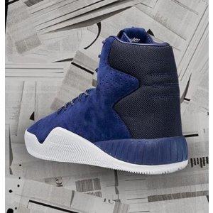 adidas Originals Tubular Instinct - Men's - Basketball - Shoes - Black/Vintage White/Vintage White