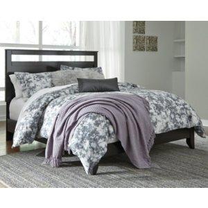 Agella Queen Panel Bed