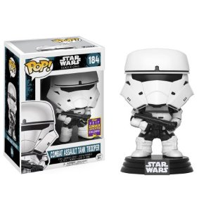 $2.98Funko POP Star Wars: Rogue One Combat Assault Tank Trooper
